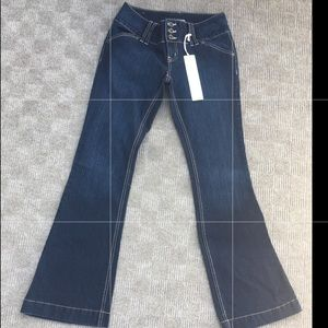 NWT Guaranteed Authentic YMI City of Angels Jeans